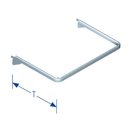 Support frame 30 x 15 - shoptec